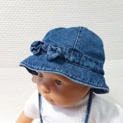Gorra de niña vaquera de...