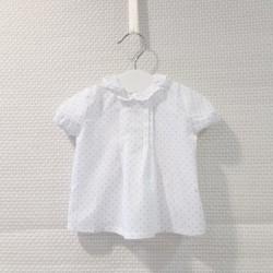 Blusa para bebé de manga...