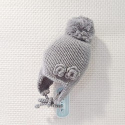 Gorro lana para bebé de...