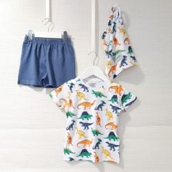 Pijama corto para niño...