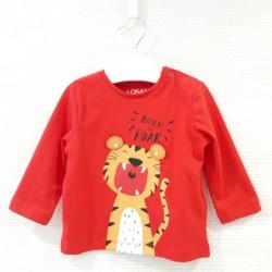 Camiseta para niño jungla...
