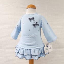 Vestido de algodón...